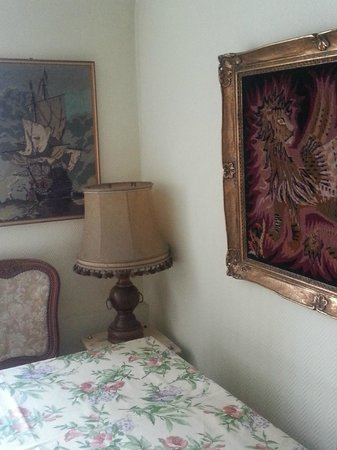 "Hotel de Nevers Saint-Germain : ""decor"""