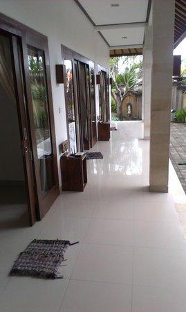 Manis Homestay Amed Bali: Hotel zelf