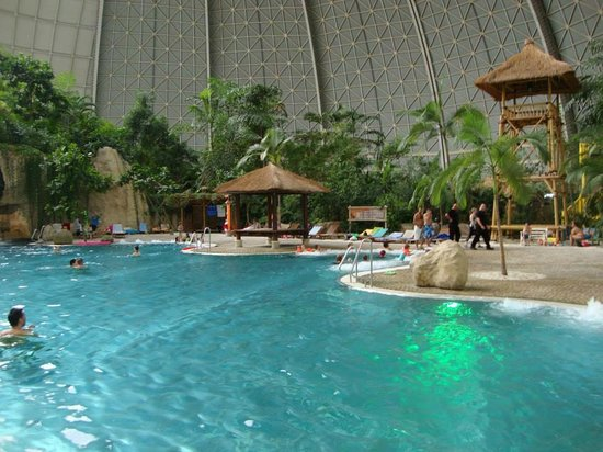 Lagoon Tropical Island: Picture Of Tropical Islands Resort, Krausnick