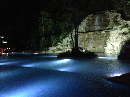 Santhiya Koh Yao Yai Resort & Spa : piscine de l'hotel