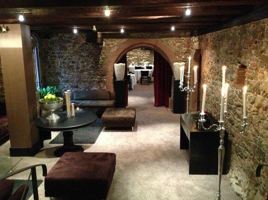 La Winstub du Chambard : The charming Le Gastronomique restaurant entrance