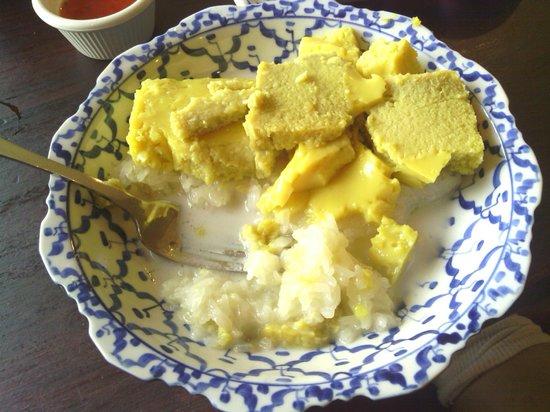 Taste of Thai: sweet rice egg dish