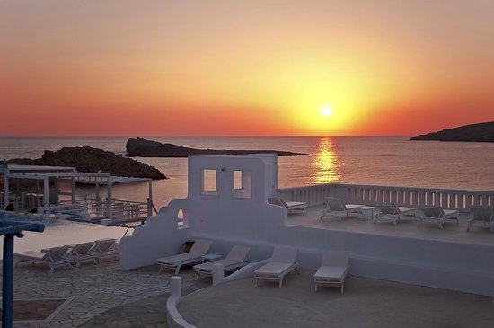 Mykonos Star : SUNRISE