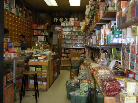 Discover Walks - San Francisco Walking Tours : chinatown