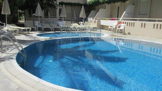 Hotel Axos : The pool