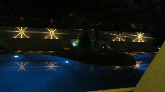 Hotel Axos : Balcony view