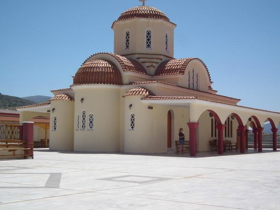 Church of Spili: Spili Monastery