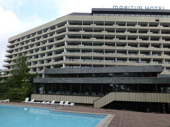 Maritim berhotel mit pool bild fr n maritim berghotel for Designhotel braunlage