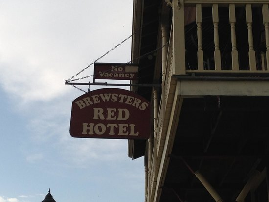 Brewster's Red Hotel: Brewsters