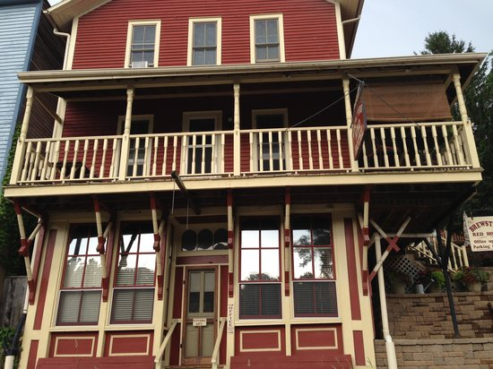 Brewster's Red Hotel