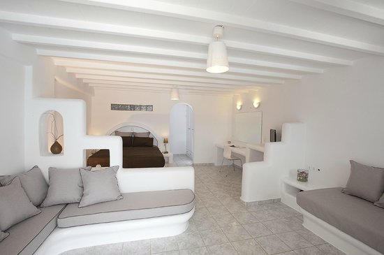 Mykonos Star : JUNIRO SUITE SUPERIOR