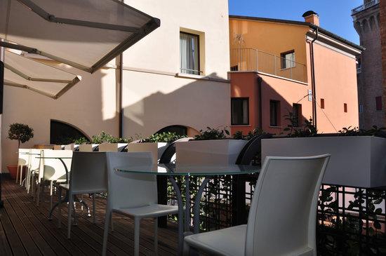 Terrazza San Giuliano - Picture of Hotel Ferrara, Ferrara ...