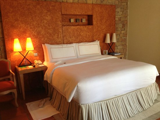 Terre Blanche Hotel and Spa : Terre Blanche suite bedroom