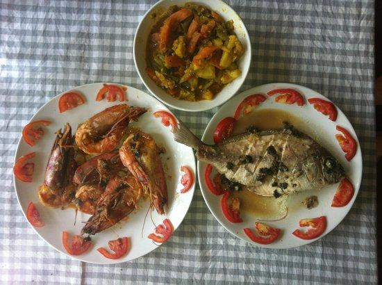 Mektoub: Köstlichkeiten aus der Küche