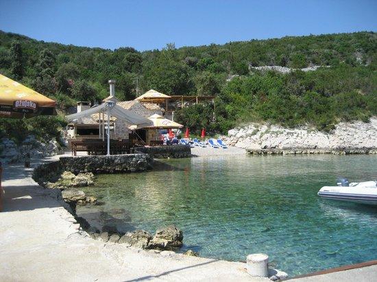 Hotel Bozica: Pakljena beach