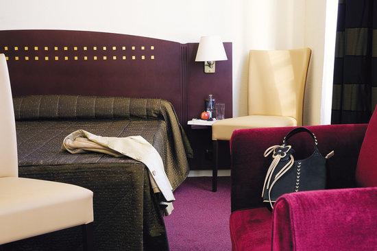 Le Parc des Fees Hotel: Chambre