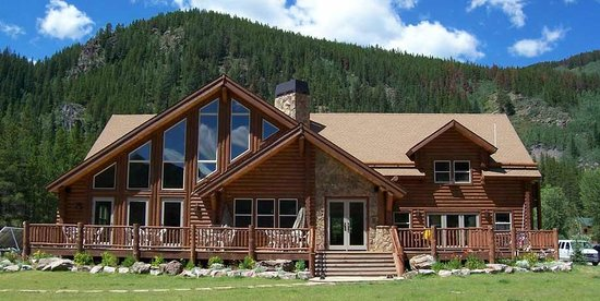 Red Cliff, CO: Summer Lodge