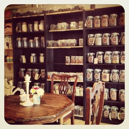 The Olde Young Tea House: as many flavours as you can dream of