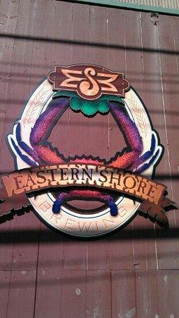 Eastern Shore Brewing: ESB Logo