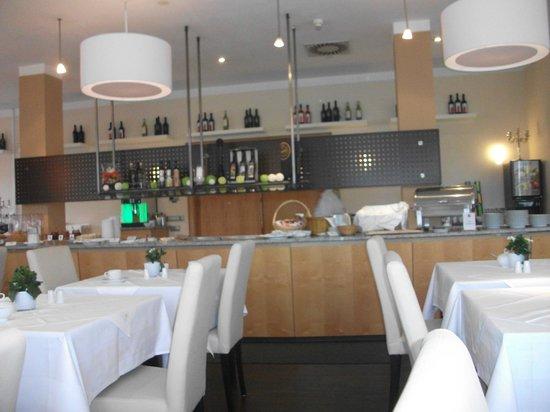 SensConvent Hotel Michendorf : Frühstücksraum