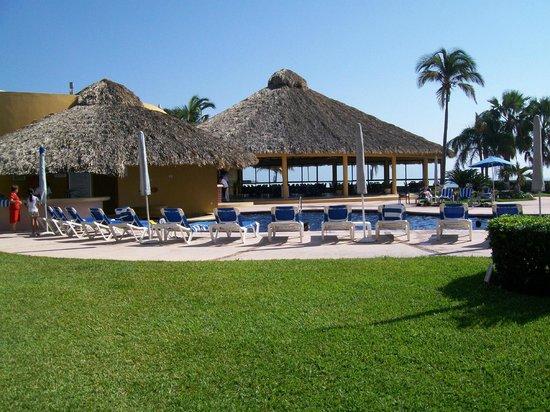 Holiday Inn Veracruz-Boca Del Rio: MUY AGRADABLE PARA TOMAR EL SOL