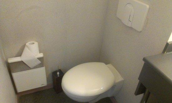 Hotel La Nonette : Toilettes