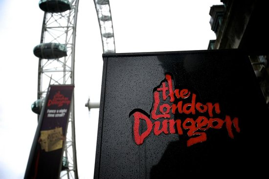 ‪The London Dungeon‬