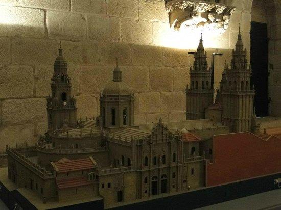 Kathedrale von Santiago de Compostela: Maqueta