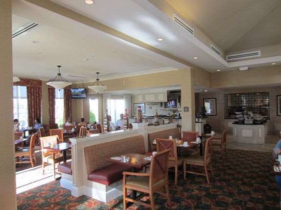 Hilton Garden Inn Las Vegas/Henderson: Great breakfast for around $12pp