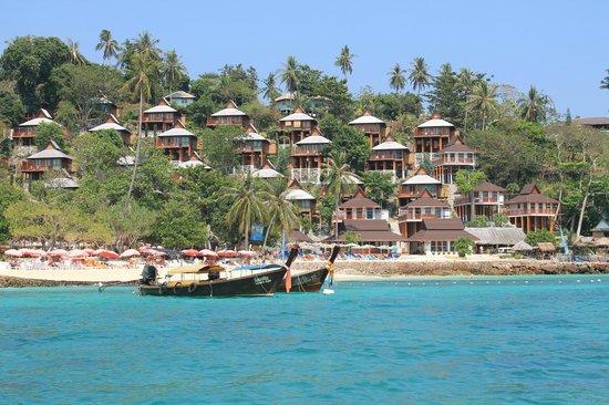 Phi Phi The Beach Resort: Phi Phi Bech resort