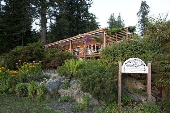 The Willows Inn on Lummi Island