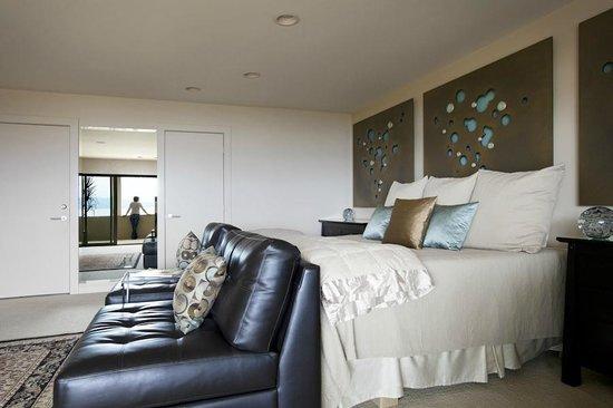 Willows Inn: First Class accommodations