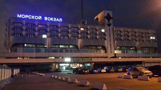 Polo Regatta Hotel : Час ночи