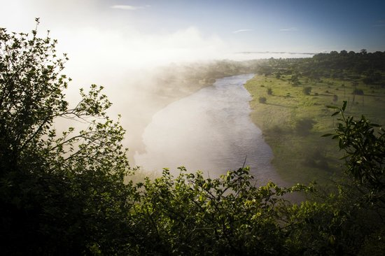 Tarangire Safari Lodge: The River...