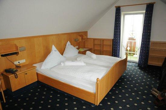 Alpenhof Hotel: Schlafzimmer