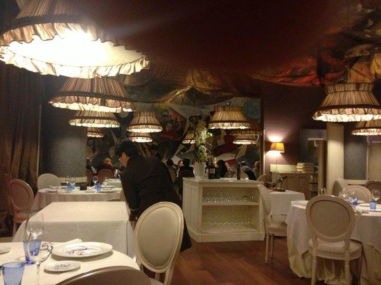 Etxanobe : the dinning room