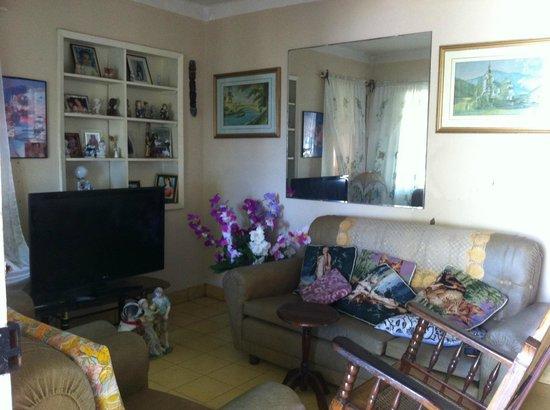 Casa de Maria Antonia y Napoli: Living room