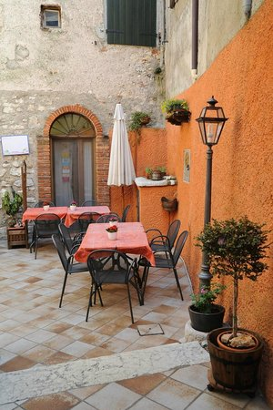 Tremosine, Italie : Trattoria da Angelo