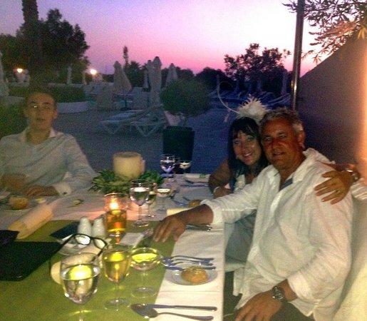 Louis Imperial Beach: Gala Wedding Dinner