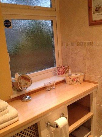 Whitegates Guest House: Bagno