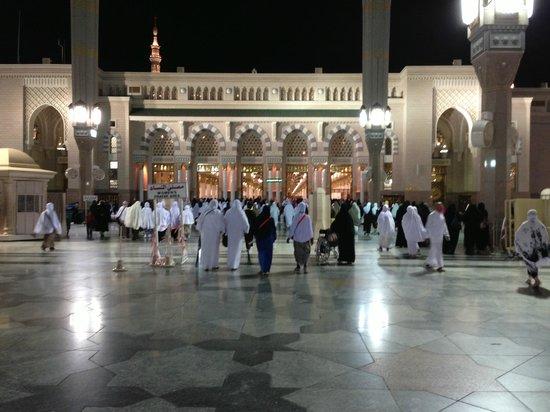 Dallah Taibah Hotel : Holly Mosque.