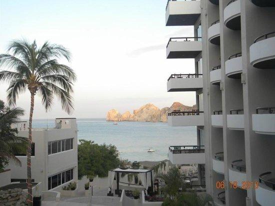 Cabo Villas Beach Resort: View from Veranda