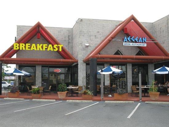 Aegean Greek Restaurant Miramar Beach Restaurant Reviews