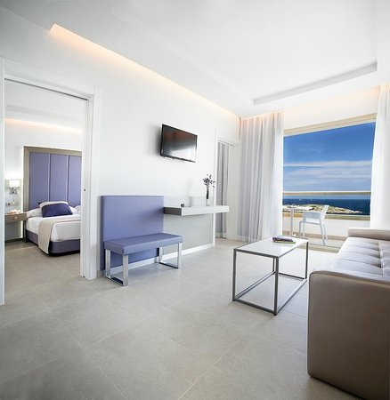 Hotel Torre del Mar: Junior Suite