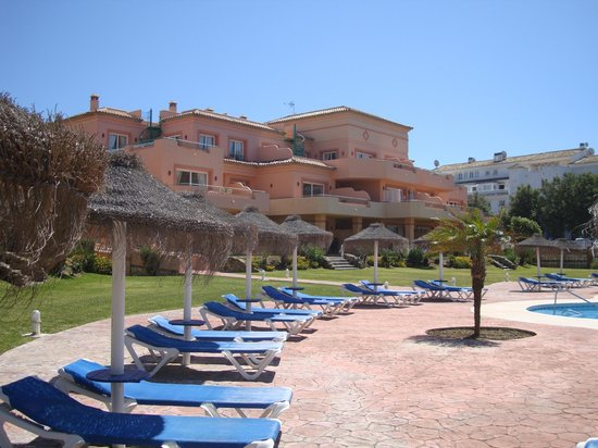 Marbella Beach Resort: Block A