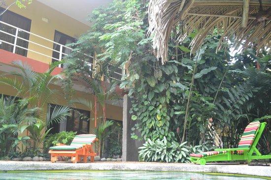 Hotel Luz de Luna: habitacionnes piscina