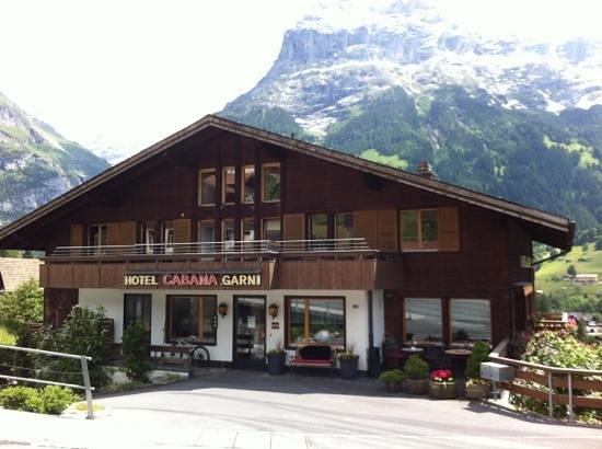 Hotel Cabana: Titel hinzufügen