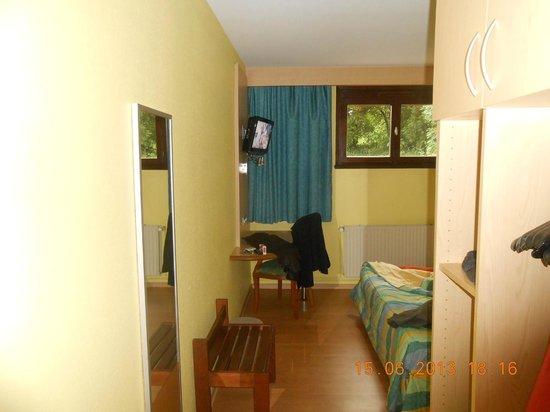Sud Hotel: notre chambre