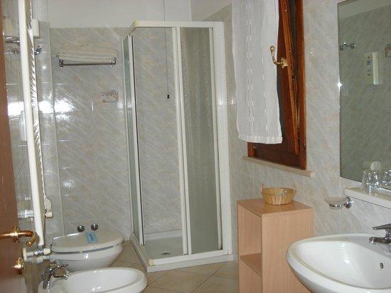 Hotel ABC : Bagno