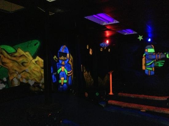 LazerPort Fun Center: great experience